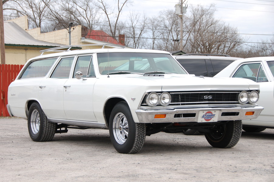 Midsouth Chevelle Club Members Cars